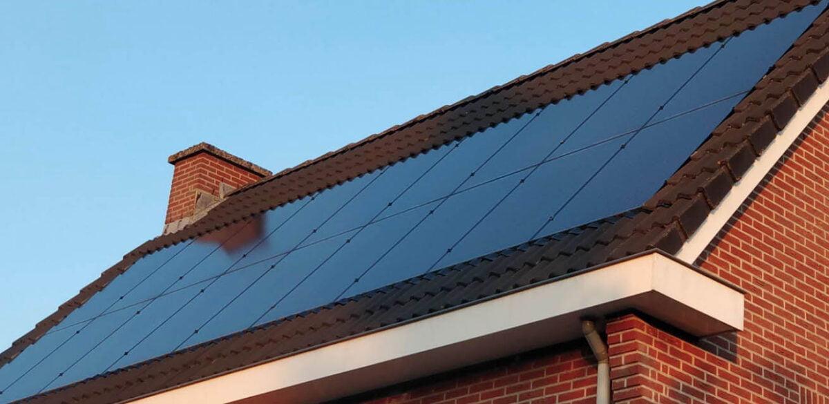 takintegrerade solceller och solpaneler